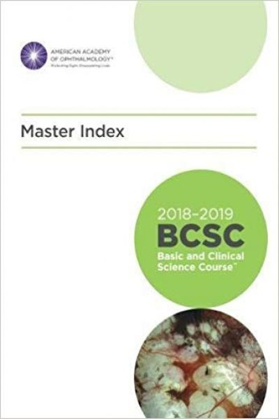[ PDF + Videos ] 2018-2019 Basic and Clinical Science Course (BCSC), Complete Set