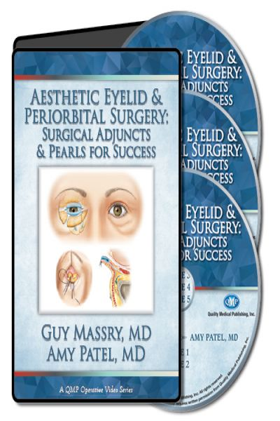 Aesthetic Eyelid and Periorbital Surgery: Surgical Adjuncts and Pearls for Success
