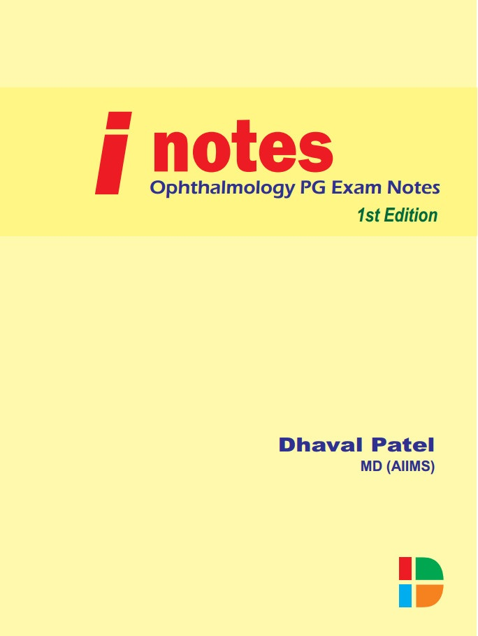 Ophthalmology PG Exam Preparation Notes