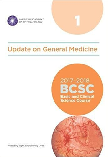 2017-2018 Basic and Clinical Science Course (BCSC), Complete Set