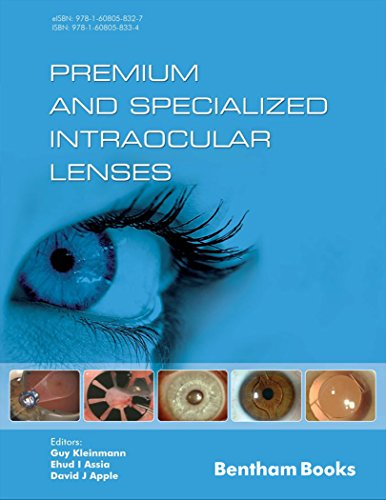 Premium and Specialized Intraocular Lenses