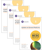 2019-2020 BCSC (Basic and Clinical Science Course), Complete set