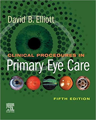 Clinical Procedures in Primary Eye Care 5th Edition