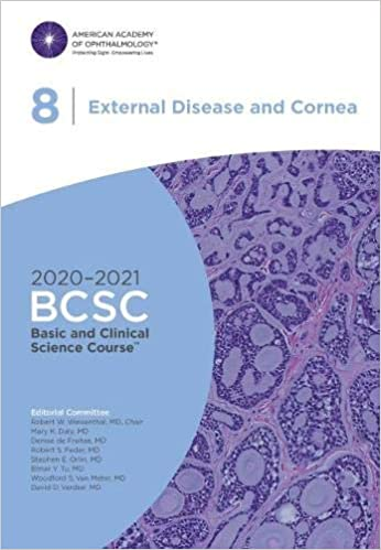 2020-2021 Basic and Clinical Science Course, Section 08: External Disease and Cornea