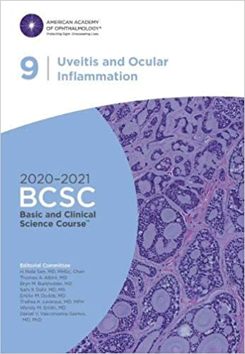 2020-2021 Basic and Clinical Science Course, Section 09: Uveitis and Ocular Inflammation