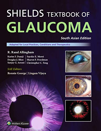Shields Textbook of Glaucoma: South Asia Edition
