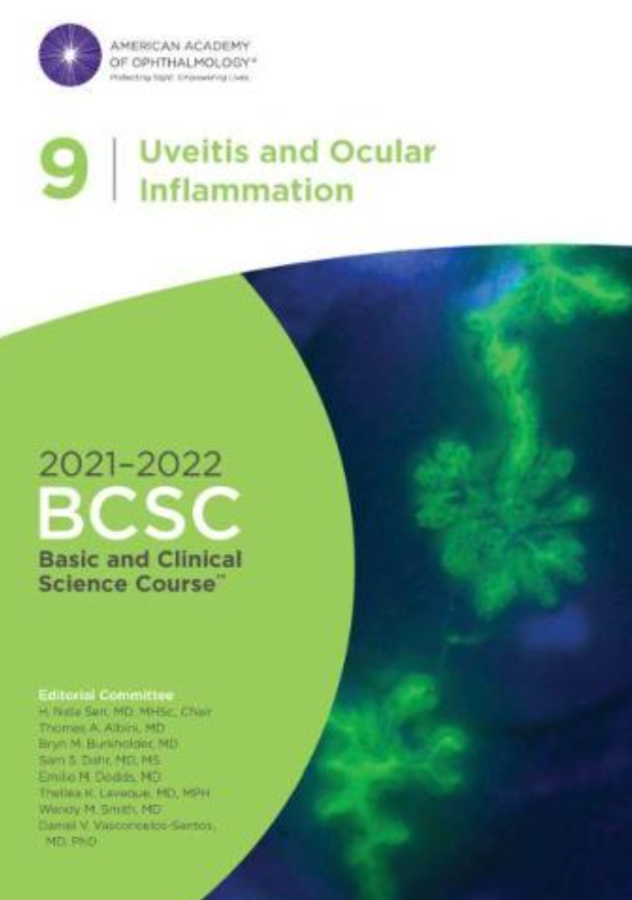 2021-2022 Basic and Clinical Science Course, Section 09: Uveitis and Ocular Inflammation